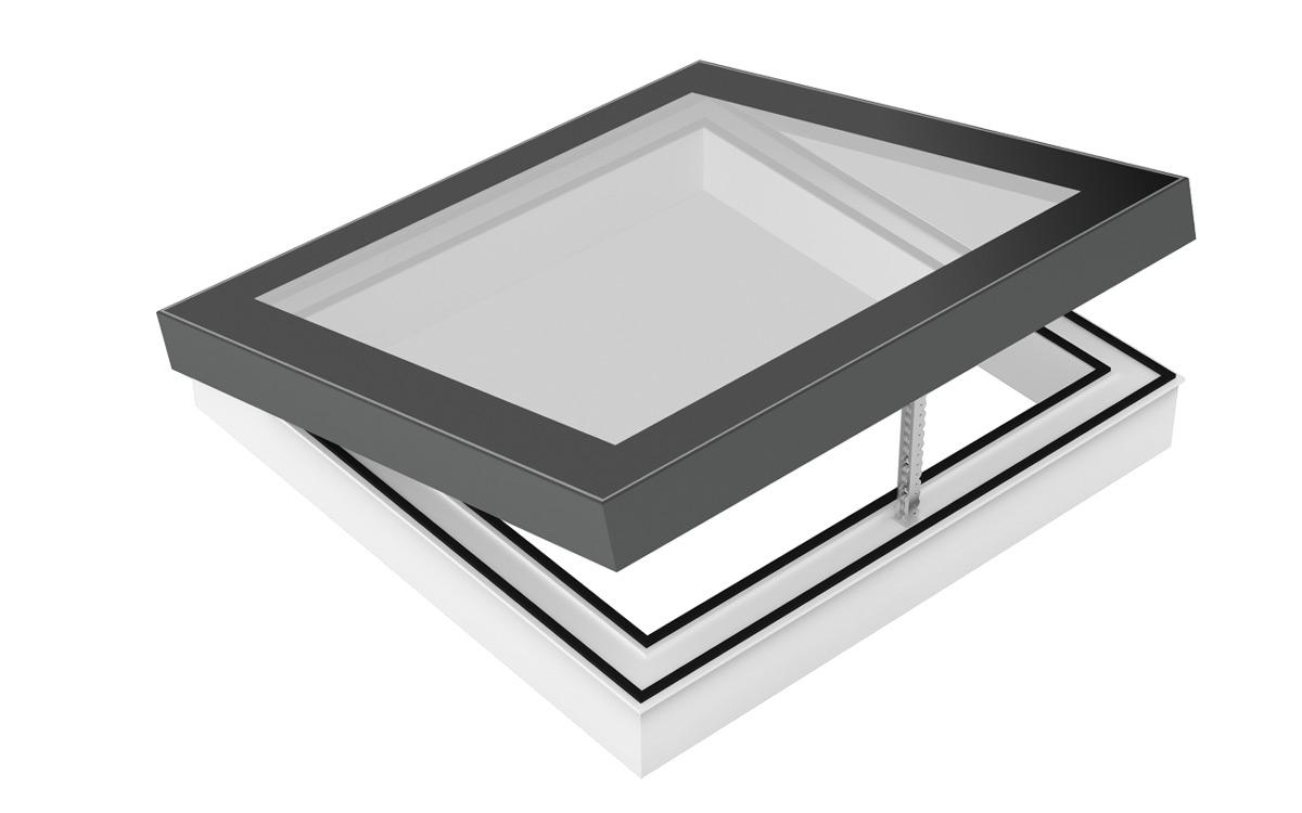 SkyVison COMFORT - Oberlicht zum Entlüften
