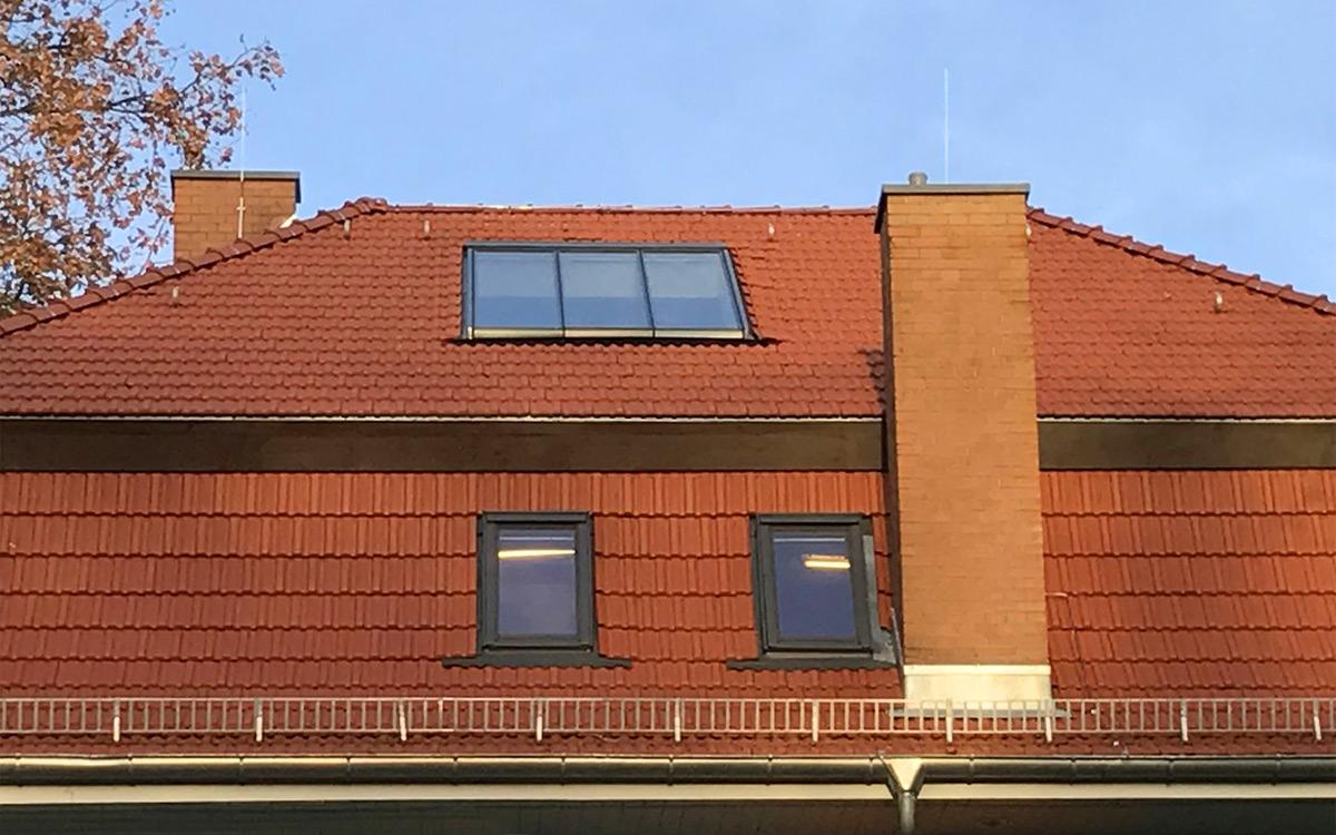 Panoramafenster - auch bei Altbauten ein HIghlight