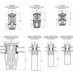 Vergleich GLASOLUX Profile und Standard-Profile