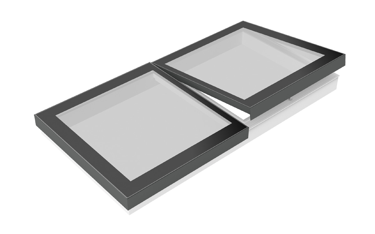 SkyVision LINEAR - Fenstersysteme für Licht und Luft