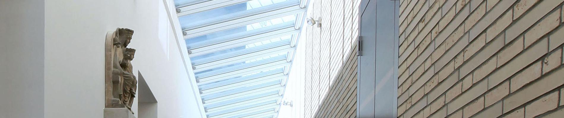 VMS VELUX Modular Skylight Wandmontage