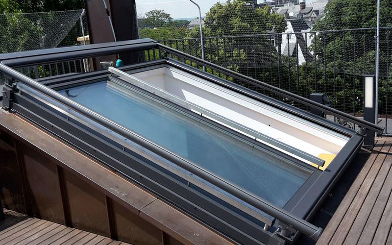Dachschiebefenster DS