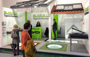 GLASOLUX Stand auf der BAU 2019 in München