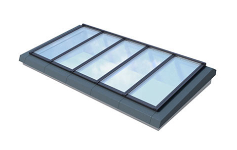 Lichtband – Modular Skylights