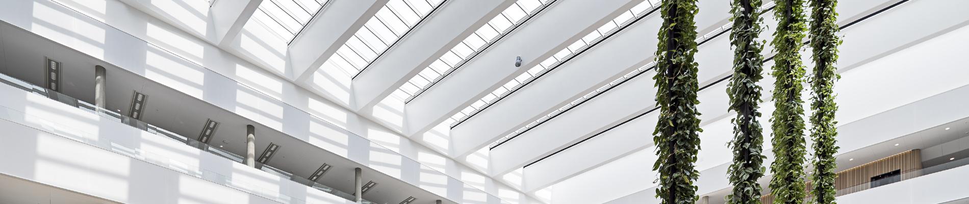 VELUX Modular Skylight – Atrium Dachverglasung