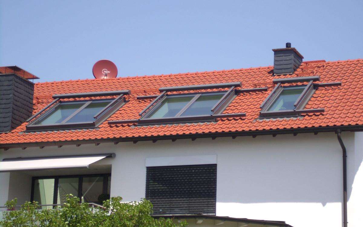 Lideko Dachschiebefenster
