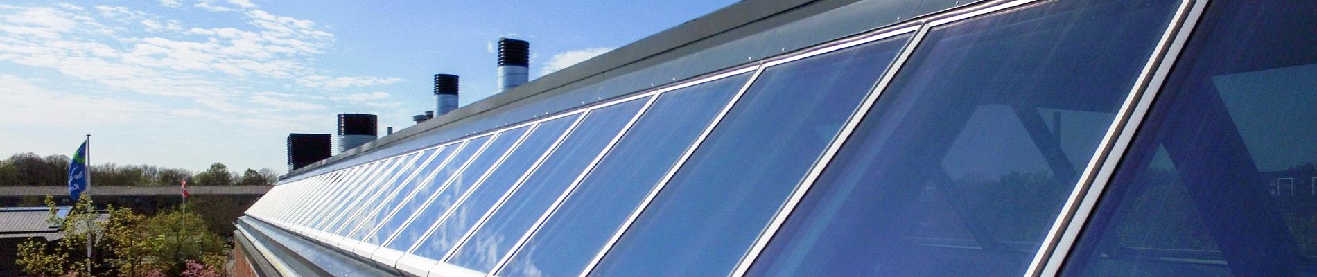 Tageslichtsystem: Modular erweiterbares Lichtband