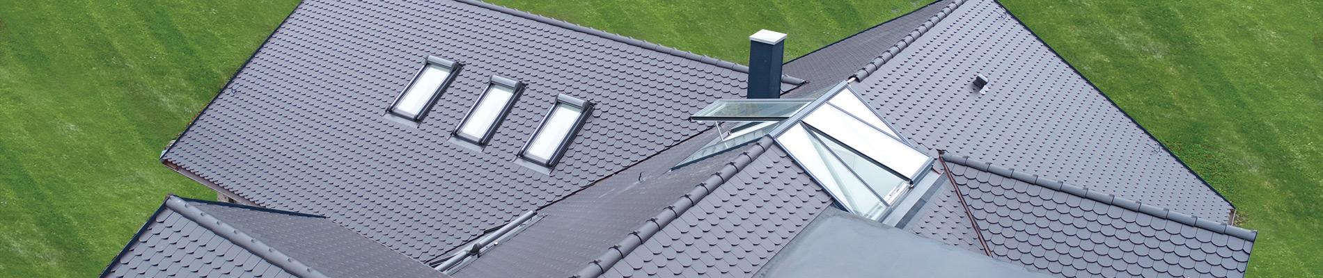 Modulare Tageslichtlösungen für Steildächer