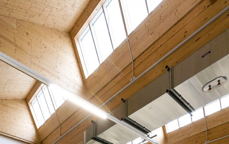 VELUX Modular Skylights: Sheddach-Verglasung
