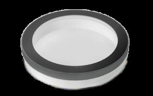 SkyVision CIRCULAR: Rundes Design-Oberlicht für das Flachdach