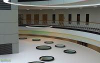 SkyVision CIRCULAR: Runde Design-OSkyVision CIRCULAR: Runde Design-Oberlichter im Rhön-Klinikumerlichter im Rhön-Klinikum