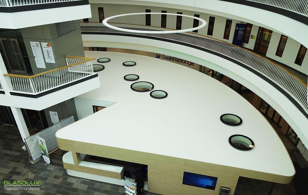 SkyVision CIRCULAR: Runde Design-Oberlichter