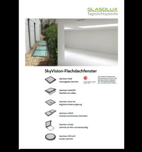 Broschüre : Modulare Dachverglasungen