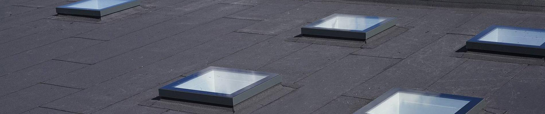 SkyVision FIXED - das festverglaste Design-Oberlicht